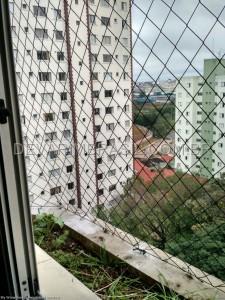 Redes de proteção para janelasRedes de proteção para janelas