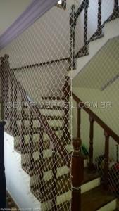 Redes de proteção para Playground e escadas