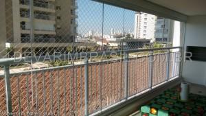 Rede de proteção em São Paulo
