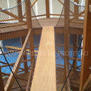 Redes de Proteção Playgrounds