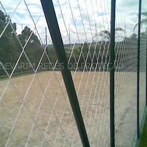 Redes de Proteção Quadras Esportivas